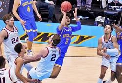 Hành trình NCAA kỳ diệu của Juzang kết thúc cay đắng bằng cú buzzer-beater không tưởng