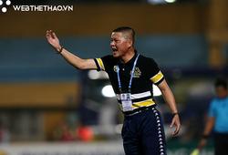 """HLV Chu Đình Nghiêm và """"bản nhạc"""" thăng trầm ở Hà Nội FC"""