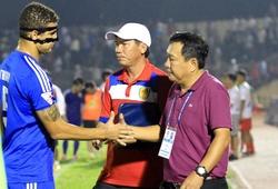 """Hà Nội FC chia tay HLV Chu Đình Nghiêm, """"tướng"""" Phúc ngồi vào ghế nóng"""