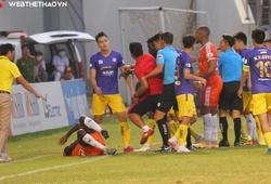 """Việt Anh, Văn Quyết bị """"treo giò"""", Hà Nội FC ngồi trên đống lửa"""