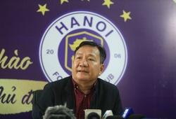 HLV Hoàng Văn Phúc: Hà Nội FC đặt mục tiêu vô địch V.League 2021