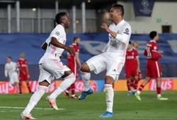 Xem lại bóng đá cúp C1 đêm qua: Real Madrid vs Liverpool