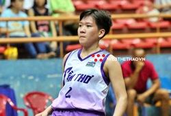 Cầu thủ nữ Cần Thơ đạt Triple-double, chặn đứng hy vọng HCB của Hà Nội tại Giải Bóng rổ VĐQG 2021