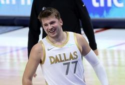 Vừa đoạt danh hiệu cầu thủ xuất sắc, Luka Doncic cùng đồng đội thắng sốc đội đầu bảng Utah Jazz