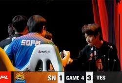 SofM thi đấu dưới sức, SN thất bại toàn diện trước TES