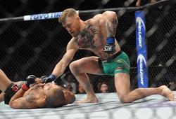 "Kỉ niệm 8 năm ra mắt UFC, Conor McGregor ""sửa"" kỉ lục knockout Jose Aldo"