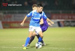 Kết quả Than Quảng Ninh vs Sài Gòn, video vòng 8 V.League 2021