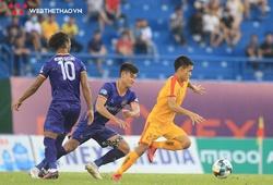 Kết quả Bình Dương vs Nam Định, video vòng 8 V.League 2021