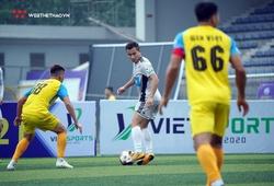 Vòng 2 Hanoi Serie A: Những trận cầu nghẹt thở