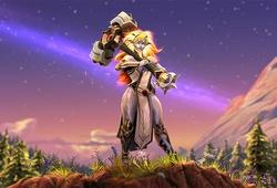 Dawnbreaker - Hero mới xuất hiện trong Dota 2 7.29