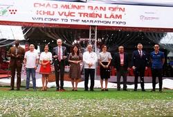 Techcombank Ho Chi Minh City International Marathon là giải chạy lớn nhất Việt Nam 3 năm liên tiếp