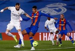 Video Highlight Real Madrid vs Barca, Siêu kinh điển hôm nay 11/4