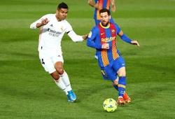 Xem lại bóng đá Siêu kinh điển đêm qua: Real Madrid vs Barca