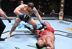 Lão tướng UFC Jarjis Danho trở lại sau 4 năm đầy ngoạn mục với cú knockout