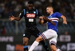 Nhận định Sampdoria vs Napoli, 20h00 ngày 11/04, VĐQG Italia