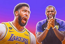 Anthony Davis, LeBron James đem lại tin vui về thời điểm trở lại NBA