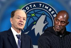 Từ chối Kevin Garnett, ông chủ Minnesota Timberwolves bán CLB cho sao bóng chày