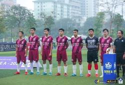 """Hanoi Serie A: Khi các """"ông lớn"""" ngã ngựa"""