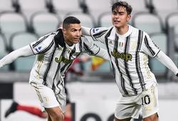 Ronaldo và Dybala so tài trong thử thách ghi 100 bàn cho Juventus