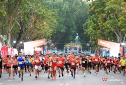 """Giải Marathon Quốc tế TPHCM Techcombank mùa 4 """"hút"""" lượng VĐV kỷ lục Việt Nam và thế giới"""