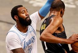 Andre Drummond chia sẻ trải nghiệm thi đấu cùng Lakers, duy trì mạch bất bại trước Brookyn Nets