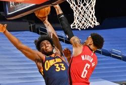 Tân binh Golden State Warriors lại chấn thương nghiêm trọng, có thể nghỉ hết mùa