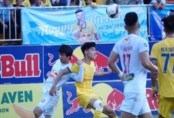 Video: Siêu phẩm của Nam Định khiến HAGL mất cơ hội lập kỷ lục ở V.League