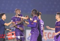 Kết quả SLNA vs Bình Dương, video vòng 9 V.League 2021