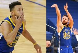 Stephen Curry phá kỷ lục tồn tại nửa thế kỷ của Golden State Warriors