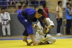 Những hình ảnh đầu tiên từ giải Vô địch Judo quốc gia 2021