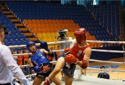 Kịch tính giải Muay VĐQG: Khi các kình địch cạnh tranh từng cú knockout