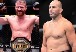 UFC 266: Jan Blachowicz bảo vệ đai trước Glover Teixeira