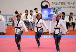 Chị em Châu Tuyết Vân giành 4 HCV Giải vô địch các CLB Taekwondo toàn quốc