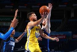 Steph Curry ghi 42 điểm, Golden State Warriors vùi dập OKC Thunder