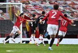 Xem lại bóng đá cúp C2 hôm nay 16/4: MU vs Granada
