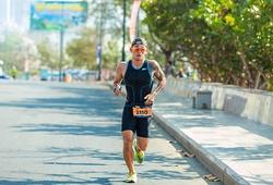 """""""Rái cá"""" Lâm Quang Nhật thổ lộ tình cảnh """"bị dụ dỗ"""" đến với triathlon"""