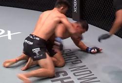 ONE on TNT 2: Christian Lee hạ gục Timofey Nastyukhin bằng 15 đấm liên tiếp