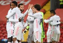 Real Madrid tăng gấp bội tiền thưởng nhờ chiến thắng Liverpool