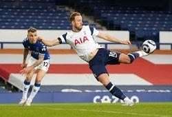 Kết quả bóng đá hôm nay 17/4: Everton vs Tottenham