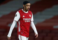 Aubameyang đăng ảnh nằm giường bệnh khi Arsenal thắng lớn