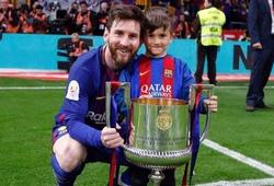 Vua chung kết Messi có thể giúp Barca thoát cảnh trắng tay