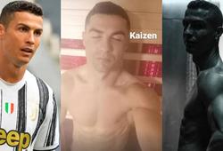 Ronaldo áp dụng triết lý của người Nhật vào tập luyện