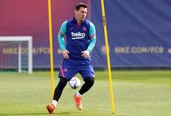 Messi lấy lại diện mạo khi lập siêu phẩm solo vào lưới Bilbao