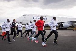 """""""Vua marathon"""" Eliud Kipchoge trở lại đường đua sau thảm bại ở London Marathon"""