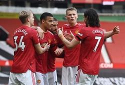 Kết quả bóng đá Ngoại hạng Anh hôm nay 19/4: MU vs Burnley