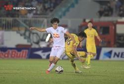 Hạ CLB Hà Nội, HAGL xây chắc ngôi đầu bảng V.League 2021