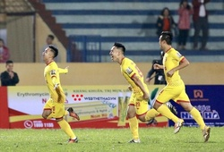 Kết quả Nam Định vs TPHCM, video vòng 10 V.League 2021