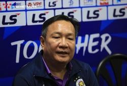 Thất bại trước HAGL, Hà Nội đặt mục tiêu vào Top 6