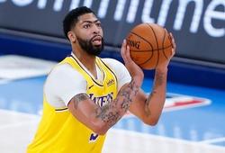 Anthony Davis báo tin cực vui về chấn thương cho người hâm mộ Los Angeles Lakers