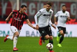 Nhận định, soi kèo AC Milan vs Sassuolo, 23h30 ngày 21/04